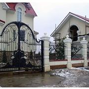 Кованые ворота, ограждения лестниц, балконов, крылец. Недорого- Старый Оскол фото