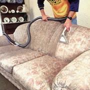 Чистка мебели на дому фото