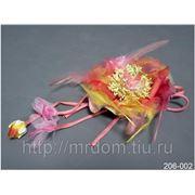 Цветок декоративный в прозрачной упак. (628871) фото