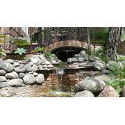 Ручьи и искусственные водоемы фото
