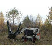 Аренда пересадчика деревьев Тюмень фото
