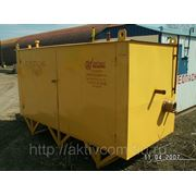 Газорегуляторный пункт шкафной ГРПШ с регулятором РДГ-150 фото