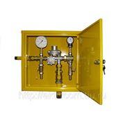 Газорегуляторный пункт шкафной ГРПШ-10М-10 фото