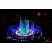 Строительство поющих фонтанов фото