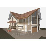 Дизайн фасада (Внешний вид дома и отделка фасадов) фото