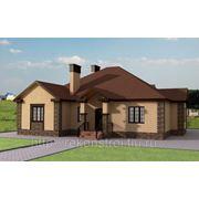 3-D - визуализация проектов коттеджей и домов. Бесплатно!!! фото