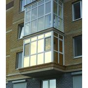 Тонировка окон и балконов фото