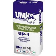 Теплоизоляционная смесь для пола UMKA UP-1 фото