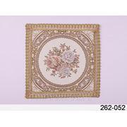 Салфетка декоративная 24*24 см. (650975) фото
