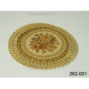 Салфетка декоративная диаметр=16 см. (728119) фото