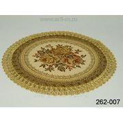 Салфетка декоративная диаметр=24 см. (728125) фото