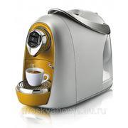 Капсульная кофемашина Caffitaly S04 Gold/Silver фото