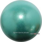 Мяч HIGH VISION аквамарин,18см, вес 400 гр. фото