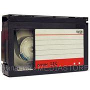 Оцифровка видеокассет форматов VHS Compact, S-VHS Compact фото