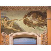 Цифровые фрески фото