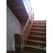 Изготовление лестниц №23 фото