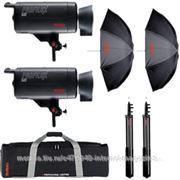 Комплект студийного оборудования Multiblitz Profilux 500 LUXKIT-5 фото