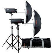 Комплект студийного оборудования Multiblitz PLUSKIT-2 фото