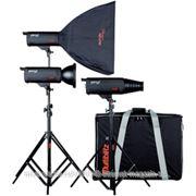 Комплект студийного оборудования Multiblitz PLUSKIT-4 фото