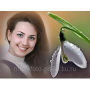 Изготовление открыток с фото клиента фото
