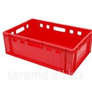 Пластиковые ящики для мяса - E2 фото