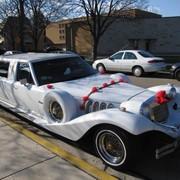 Машины свадебные фото