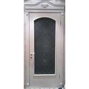 Дубовая дверь на заказ фото