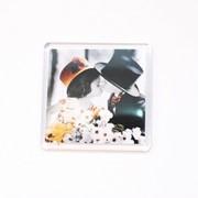 Магниты с вашим фото, логотипом фото