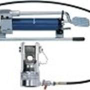 Гидравлический пресс-инструмент с ножным насосом, для опрессовки кабелей Klauke HK45 фото