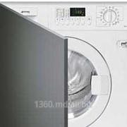 Встраиваемые стиральные и сушильные машины SMEG фото