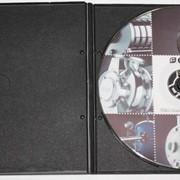 CD/DVD диск в упаковке VCDBox, 5 мм фото
