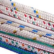Шнур плетеный с сердечником П10 фото