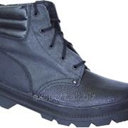 Ботинки бортопрошивные ю/к БОТ106 фото