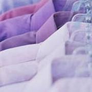 Окраска одежды из 100% хлопка фото