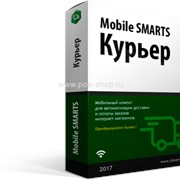 Mobile SMARTS: Курьер, РАСШИРЕННЫЙ для интеграции через TXT, CSV, Excel фото