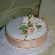 Торт весільний 11 фото