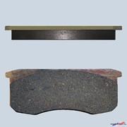 Колодка дискового тормоза 3160-3501090 фото