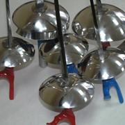 Производство спортивного оружия: шпаги, рапиры, сабли в сборе. фото