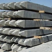 Сваи забивные железобетонные цельные, квадратного сплошного сечения 400х400 мм. марка С 100.40 – 6 фото
