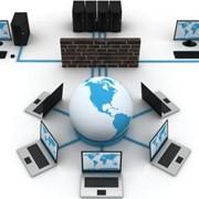 Комплексное обслуживание компьютерной сети предприятий фото