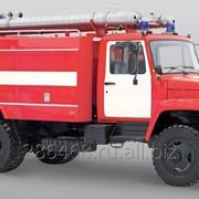 Автоцистерна пожарная АЦ-3,0-40 (ГАЗ 3309) фото
