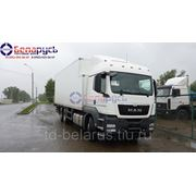 ман man фургон грузовой-изотермический под установку рефрижератораman tgs 33.360 6x4 bb-ww