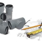 Строительство Канализации,Водоснабжение,Отопление,Вентиляция,Электрика и пожарная сигнализация фото
