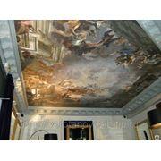 Потолок Натяжной с ФотоПечатью фото