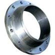Фланец стальной воротниковый ГОСТ 12821-80 Ду350 Ру16 фото