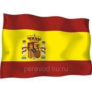 Перевод и адаптация текстов сайта с испанского языка фото