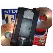Оцифровка видеокассет VHS фото