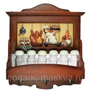 """Коллаж-набор для специй """"Пекарь"""" 32474 фото"""