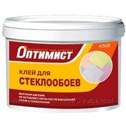 Оптимист Оптимист для стеклообоев К505 клей (5 кг) фото