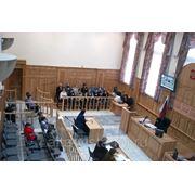 Участие в судебном заседании фото